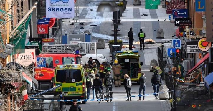 L'auteur de l'attentat au camion-bélier de Stockholm condamné à la perpétuité