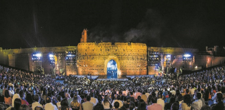 De grandes stars attendues au Marrakech du Rire