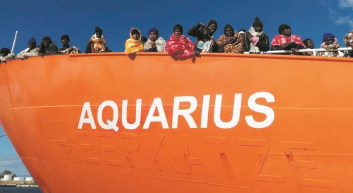 S.O.S : Des centaines de migrants en détresse