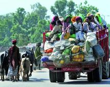 Pakistan : Affrontements sur fond d'inondations