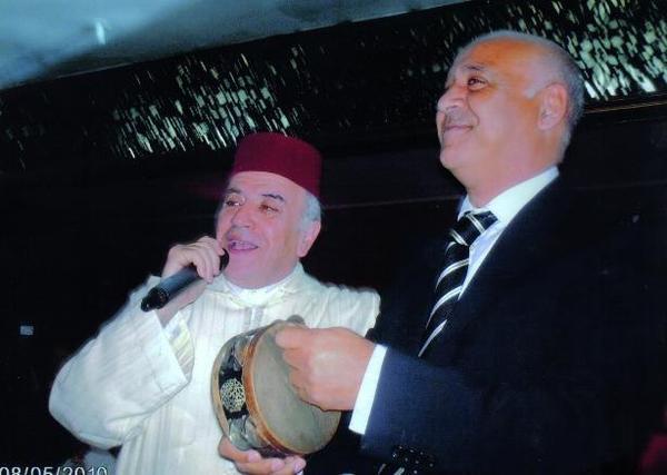 Hommage à Haj  Mohamed Bajdoub