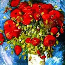 """Estimée à plus de 50 millions de dollars : Vol d'une toile de Van Gogh, """" Coquelicots """", dans un musée du Caire"""