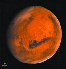 Découverte de la plus complexe matière organique sur Mars