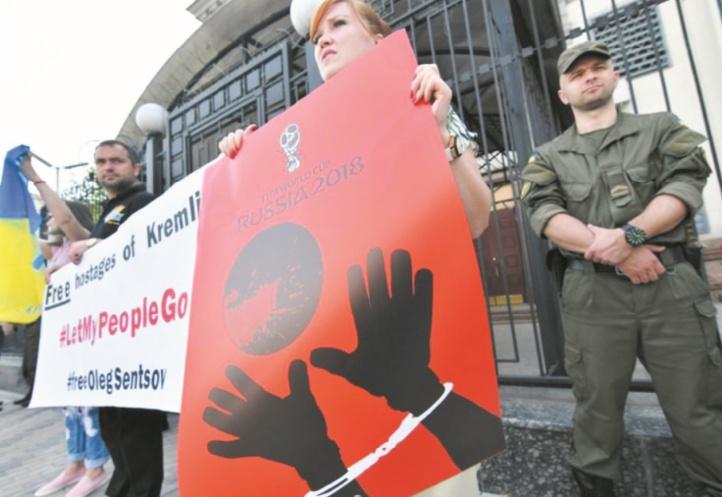 Sentsov n'est pas un vrai réalisateur, affirme la voix médiatique du Kremlin
