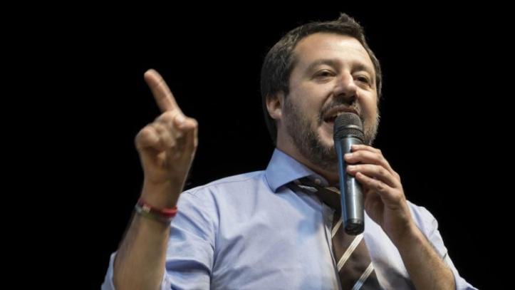 Matteo Salvini lance une nouvelle polémique sur les Roms
