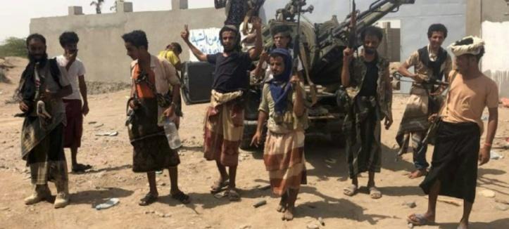 Les forces progouvernementales yéménites  pénètrent dans l'aéroport de Hodeida