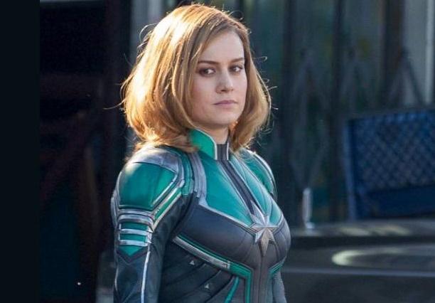 """""""Captain Marvel"""", un film qui fera la part belle aux femmes"""