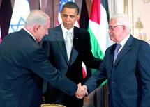 Sous la tutelle du Président américain : Abbas et Netanyahu reprendront langue à Washington
