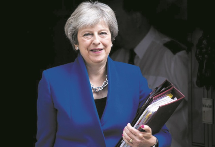 May remporte un vote crucial sur le Brexit au Parlement