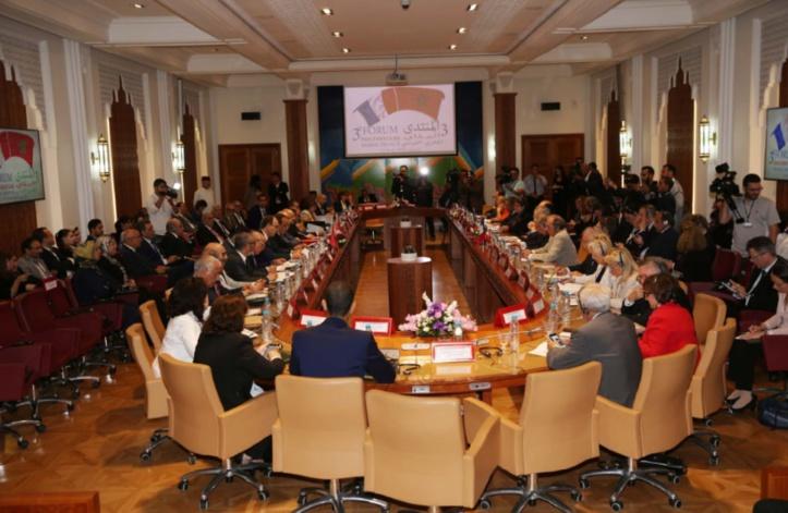 Le partenariat Rabat-Paris et les perspectives africaines au cœur du Forum parlementaire Maroc-France
