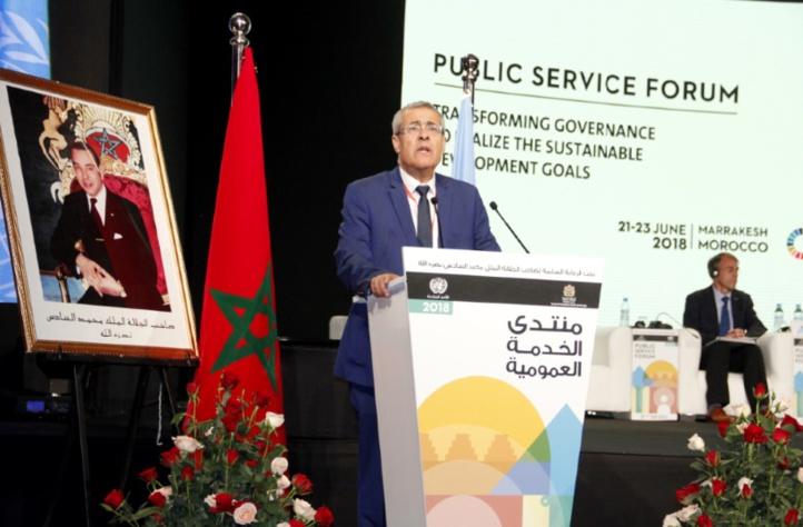 Mohamed Benabdelkader appelle à garantir la qualité du service public et à répondre aux attentes des administrés