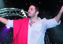 Concert de charité de l'artiste libanais : Ramy Ayach à Fès pour la bonne cause