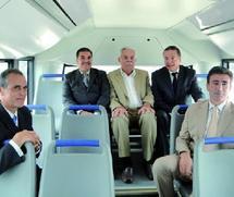 Transport en commun dans le Grand Agadir  : Entrée en service des autobus d'Alsa