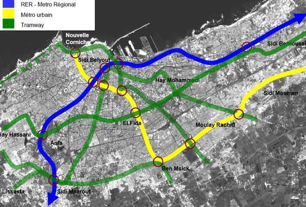 62% des travaux ont été achevés : Le tramway prend de la vitesse