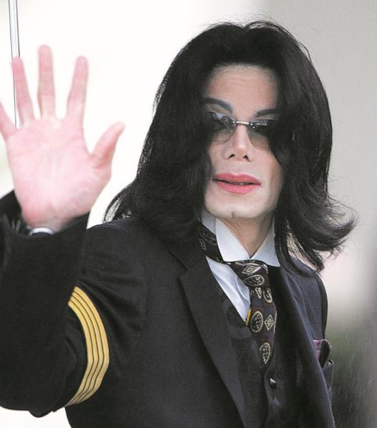 Des stars dans le rouge : Michael Jackson