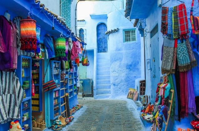 Hausse des arrivées touristiques à Chefchaouen