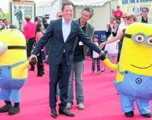 36ème édition du Festival du film américain de Deauville : Un Gad Elmaleh moche et méchant