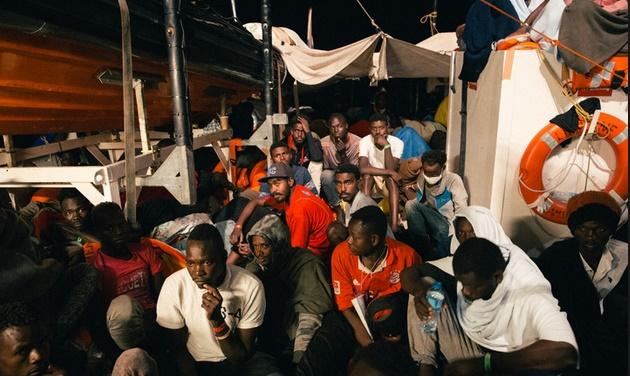 Le sort du Lifeline suspendu à la solidarité européenne