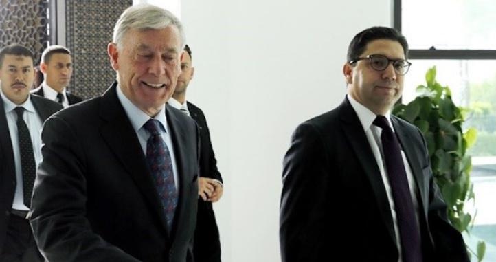 Horst Köhler en visite au Maroc : Entretien à Rabat entre Nasser Bourita et l'Envoyé personnel du Secrétaire général de l'ONU pour le Sahara