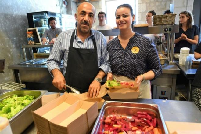 Jawad et Zainab, de la radio irakienne aux fourneaux bordelais