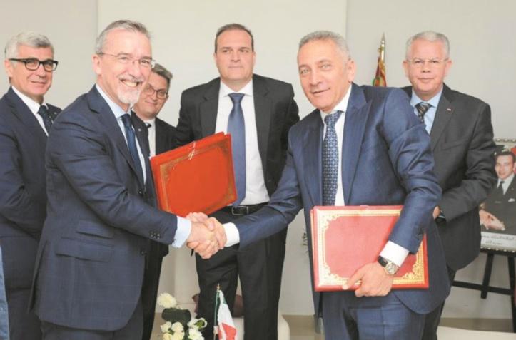 Magneti Marelli lance la construction d'une usine de production d'amortisseurs à Tanger