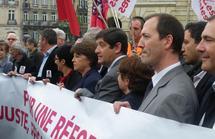 A Montpellier entre 35 000 et 50 000 personnes dans les rues : Mobilisation contre la réforme des retraites en France