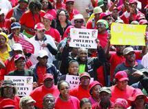 Afrique du Sud  : Le jeu dangereux des syndicats