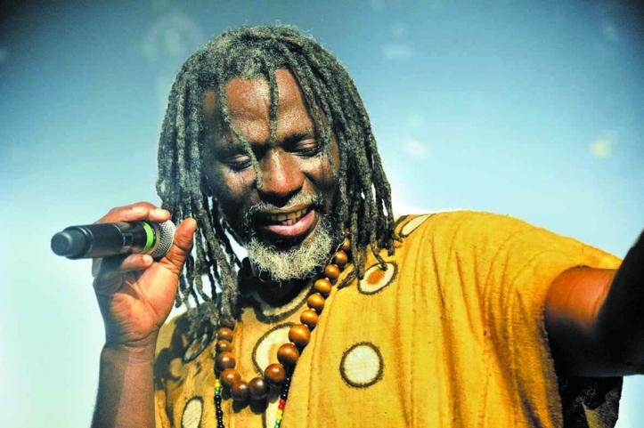 Tiken Jah Fakoly chante l'Afrique aux rythmes du reggae