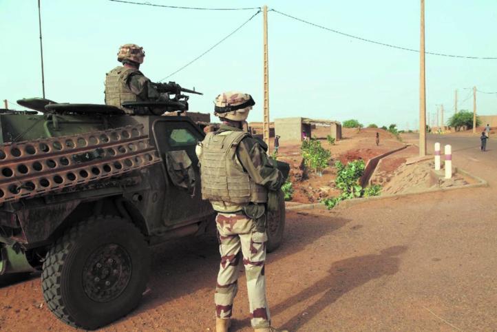 Attaque terroriste contre des soldats français au Mali