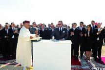 Coût global du projet : 1,2 milliard de dirhams : SM le Roi lance la construction de l'Université internationale de Rabat
