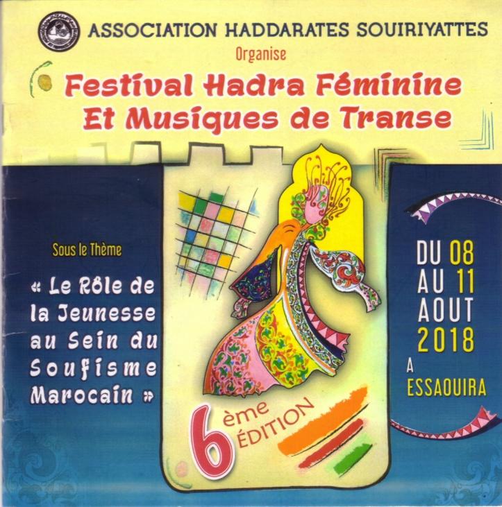 Essaouira à l'heure de la Hadra féminine et des musiques de transe