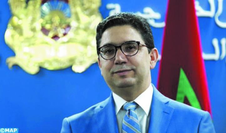 Dialogue stratégique Maroc-Royaume-Uni à Londres
