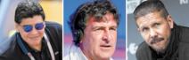 Maradona et Kempes veulent reprendre l'Argentine, qui rêve de Simeone