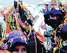 Le Moussem traditionnel des fiançailles à Imilchil : La fête dans une ambiance d'allégresse