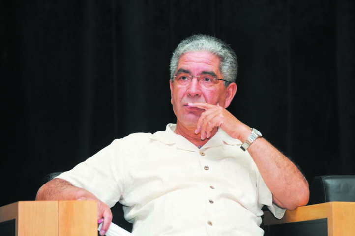 Un révolutionnaire dans la réforme : Un ouvrage qui résume les visions d'Ahmed Herzenni sur l'Etat et la société