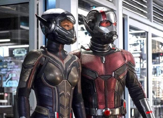 """""""Ant-Man et la Guêpe"""" en tête du box-office"""