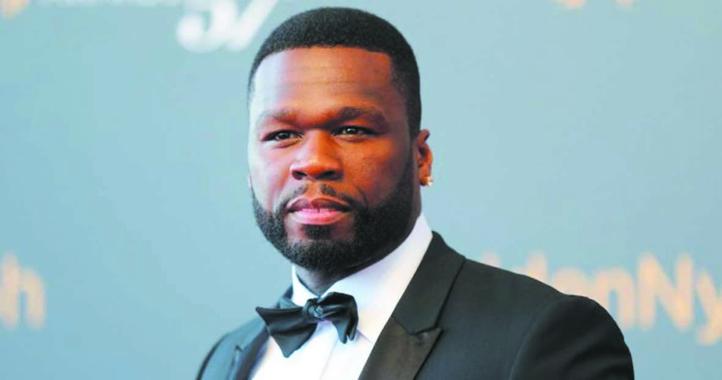 Des stars dans le rouge : 50 Cent