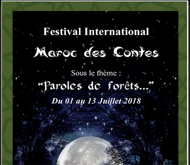 """Le Festival international  """"Maroc des  contes"""" envoûte le public de Rabat"""