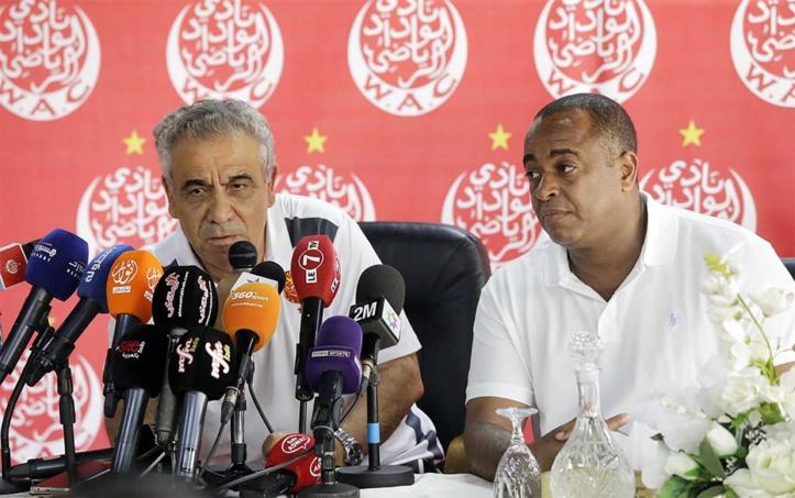 Fouzi Benzarti: Le WAC a opté pour des recrutements ciblés