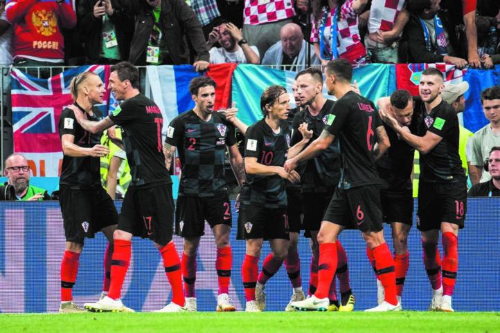 La Croatie retrouve  la France en finale  et en mode vengeance
