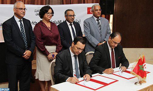 Signature à Tunis d'un accord relatif à la mobilité des universitaires marocains et tunisiens