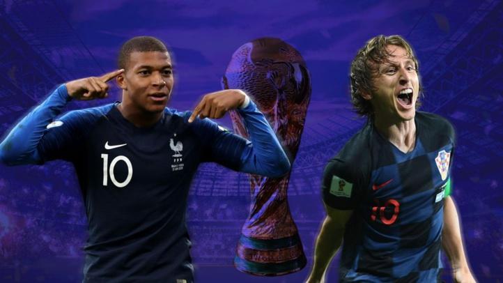 France-Croatie : Une étoile dans les yeux