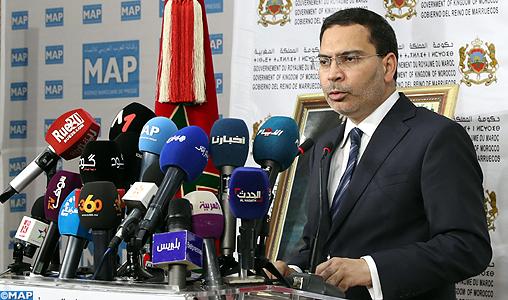 Le Maroc réitère sa position sur la présence du Polisario dans la zone tampon