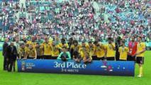 La Belgique décroche  le podium du Mondial