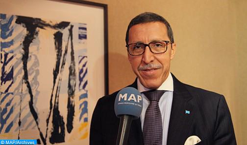 Omar Hilale : Le Maroc se félicite du consensus construit autour du Pacte mondial sur la migration