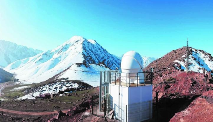 Découverte capitale à l'Observatoire de l'Oukaimeden