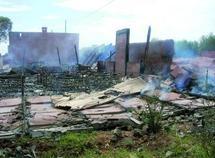 Incendie dans une école primaire