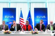 L'UE rejette la demande américaine d'isoler l'Iran