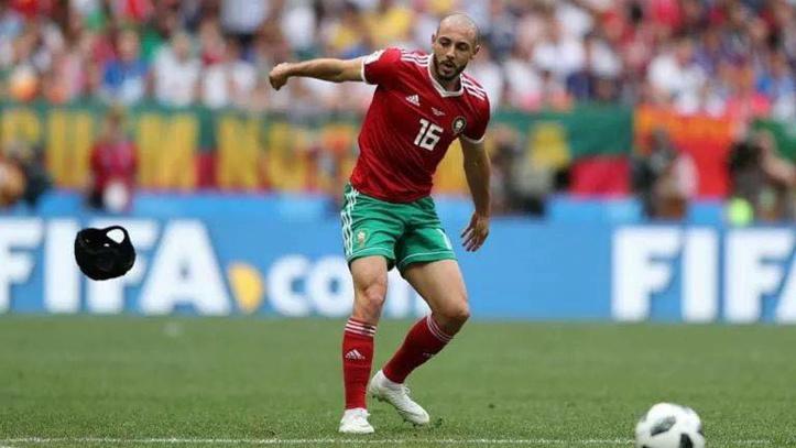 Amrabat rejoint Al Nasr