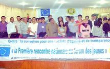 Forum national des jeunes contre la corruption : Pour un Maroc de transparence et d'égalité des chances